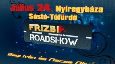 Tv2 Frizbi Road show 2010. 1